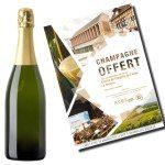 Champagne-offert