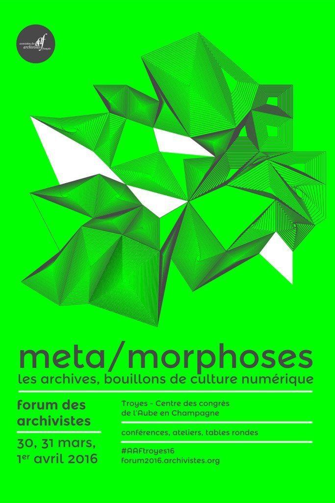 Forum 2016 - Archivistes