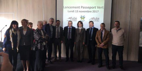 Passeport vert - crédit photo - CDT Aube